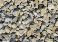 Крихта з природного каменю Кремова Мармурова - фракція 10-20 мм.