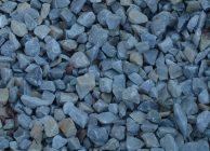 Крихта з природного каменю Сіра Мармурова