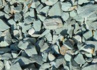 Крихта з природного каменю Зелена Мармурова - фракція 5-10 мм.