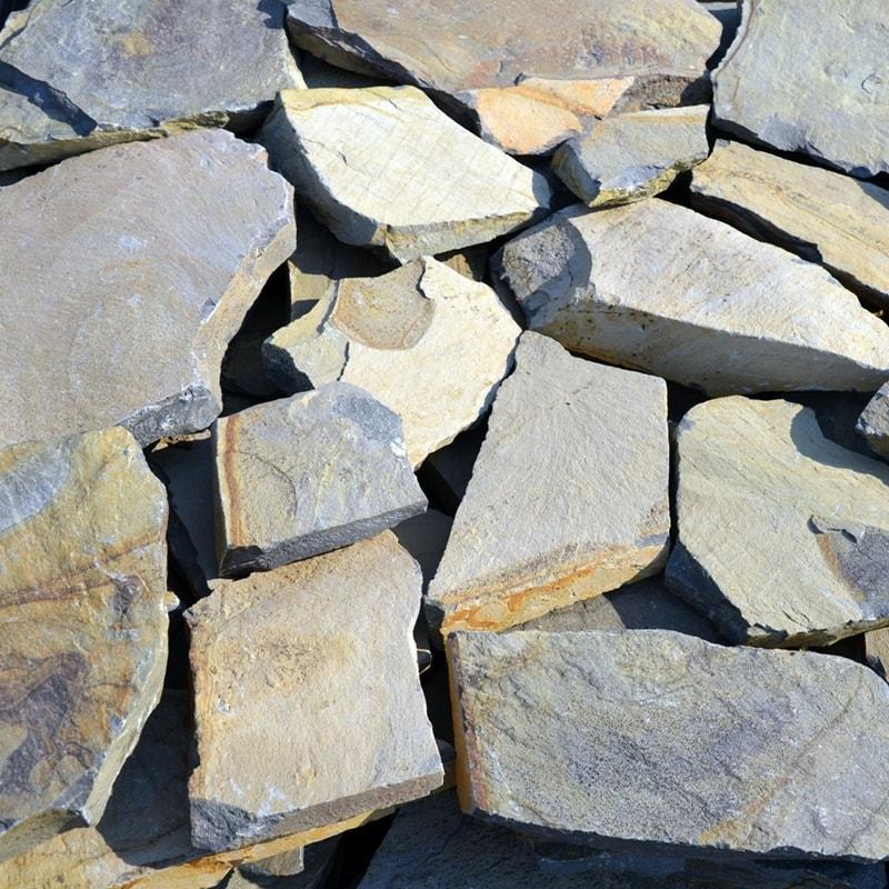 Камінь колотий Закарпатський Тигровий