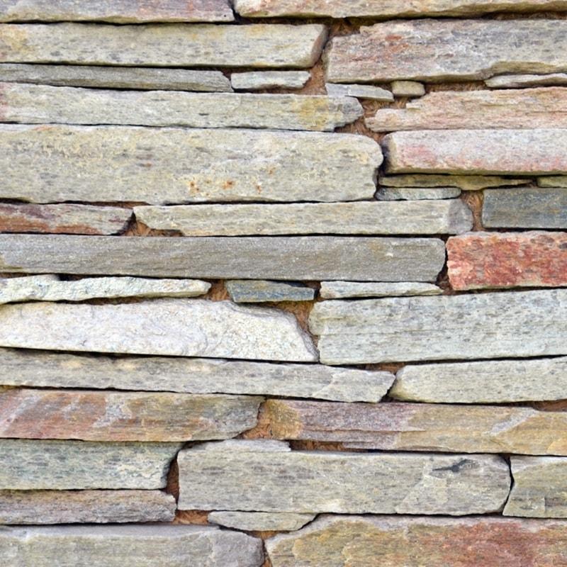 Торець з природного каменю Кварцит